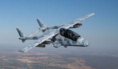 Advanced, High Performance, Reconnaissance, Light Aircraft (AHRLAC)