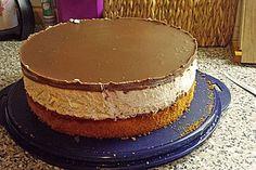 Schoko-Bananen-Sahne-Torte 1