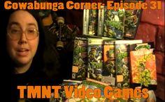 Cowabunga Corner episode 31: TMNT Video Games. http://www.cowabungacorner.com/content/cowabunga-corner-31