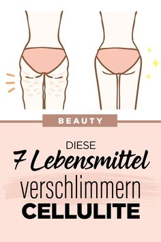 Achtung! Diese sieben Lebensmittel verschlimmern Cellulite#cellulite #beine #po #lebensmittel #ernährung #figur #haut #hautpflege #elle Bikini Fitness, Diy Beauty, Beauty Hacks, Body And Soul, Beauty Trends, Skin Care, Health, How To Make, Dupes