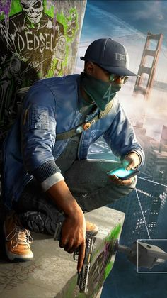 Watch Dogs Marcus Holloway render by DigitalZky on DeviantArt Game Wallpaper Iphone, 4k Wallpaper For Mobile, Hd Phone Wallpapers, Joker Wallpapers, Gaming Wallpapers, Galaxy Wallpaper, Cute Wallpapers, Hacker Wallpaper, Supreme Wallpaper