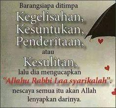 Sentiasalah berdoa kepada Allah