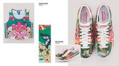 FARM + adidas on Behance