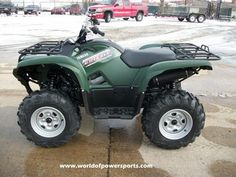 2013 YAMAHA GRIZZLY 550 EPS 4WD, FUEL INJECTED,4 STROKE,REVERSE #ATV