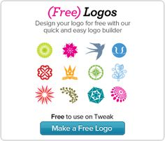 clean lines - easy to use/make - basic (web level) graphics/logos are free