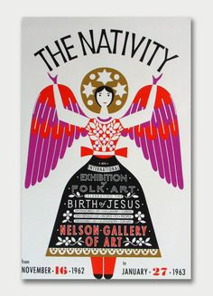 Alexander Girard nativity