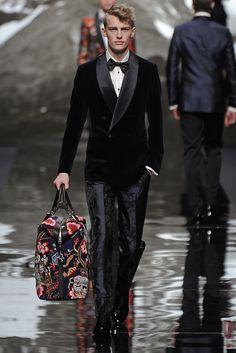 Louis Vuitton Men's RTW Fall 2013 - Slideshow - Runway, Fashion Week, Reviews and Slideshows - WWD.com