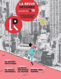 La Revue Dessinée #13 : Monaco, un univers impitoyable