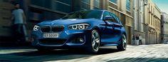 Fatevi conquistare dalla sua anima sportiva. BMW Serie 1 M SPORT.