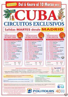 CUBA al Completo + Varadero, salidas del 24/02 al 10/03 desde Mad(15d/13n) precio final desde 2.065€ ultimo minuto - http://zocotours.com/cuba-al-completo-varadero-salidas-del-2402-al-1003-desde-mad15d13n-precio-final-desde-2-065e-ultimo-minuto-2/