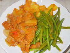 Mijoté de porc au paprika (Thermomix)