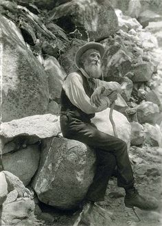 If ever I could go back in time, John Muir is the man I'd most like to meet.///John Muir, His wilderness preservation activism helped save Yosemite Valley and Sequoia National Park. Founder of the Sierra Club. All Nature, Nature Quotes, Nature Study, Citations De John Muir, Personalidad Infj, Citation Nature, Calling Quotes, John Muir Quotes, Sierra Club