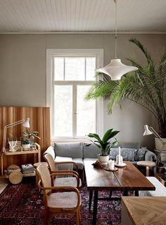 Interior Design Ideas and Home Decor Inspiration Interior, Home, Living Room Design Inspiration, Dining Room Seating, House Interior, Home Deco, Interior Design, Home And Living, Living Room Designs