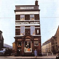 The first solo album by Ringo Starr, Sentimental Journey, was released on 27 March, 1970.