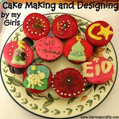 Karima's Crafts: Ramadan Food Crafts - 30 Days of Ramadan Crafts Islamic Muslim Ramadan Food, Eid Food, Ramadan Recipes, Eid Crafts, Ramadan Crafts, Craft Stick Crafts, Holiday Club, Child Love, 30 Day