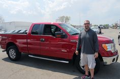 """awesome customer service. Everyone is extremely friendly and helpful!"" -Jason N. Thanks Jason, and a BIG thanks from the Auto Group. We really appreciate the opportunity to earn your business, and we hope you enjoy your new Ford F-150!"