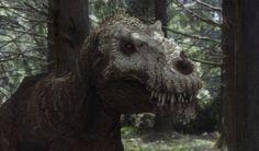 T.Rex Dino Revolution by David Krentz render