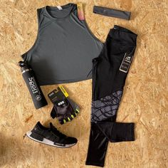 Cute Workout Outfits, Workout Attire, Sporty Outfits, Athletic Outfits, Kids Outfits Girls, Girl Outfits, Active Wear, Stylish, My Style