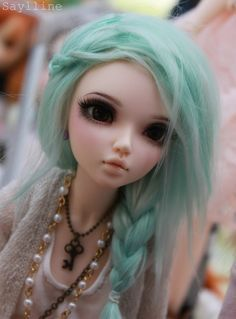 Cool dolls on Pinterest | Ball Jointed Dolls, Pullip Custom and Doll made by Nicolle Dreams