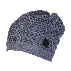 3d6d6f739e2 EMPORIO ARMANI Beanie Cap Size S Mesh Knit Double Layer Made in Italy RRP  145