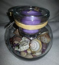 Great Center pieces for Beach wedding, High quality, hand crafted using the best quality materials and recycled real sealife Tropical Bedding, Beach Bedding, Tropical Home Decor, Us Beaches, Beach Fun, Beach Themes, Seashells, Oasis, Candle Holders
