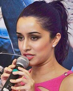 Shraddha kapoor #shraddhakapoor Shraddha Kapoor Saree, Tamarind, Beauty Full Girl, My Crush, India Beauty, Beautiful Ladies, Telugu, Desi, Bollywood