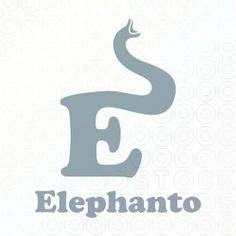 Elephanto logo  #elephant #logo #design