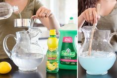 Make your own Swiffer solution.