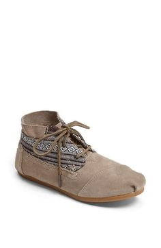 TOMS+Pattern+Boot+(Women)+available+at+#Nordstrom