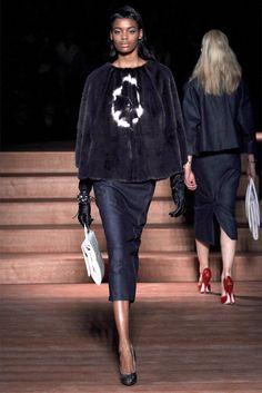 Sfilata Miu Miu Paris - Collezioni Primavera Estate 2013 - Vogue