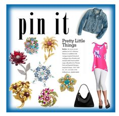"""""""pin it"""" by tdc1212 on Polyvore featuring Carolee, Nikibiki, J.Crew, Michael Kors, Tiffany & Co. and Bling Jewelry"""