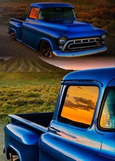 55 Chevy Truck, Chevy Pickups, Classic Cars, Vintage Classic Cars, Classic Trucks