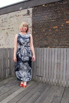 Named Kielo Wrap Dress - take 2