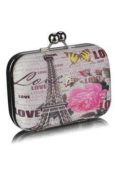 Trendy Handbags Direct brings you Designer Inspired Handbags at less than Designer Prices. Designer Inspired Handbags, Trendy Handbags, Prom Party, Love, Evening Bags, Clutch Bag, Clutches, Suitcase, Design Inspiration