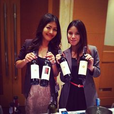 Argiolas wine tasting in Bangkok