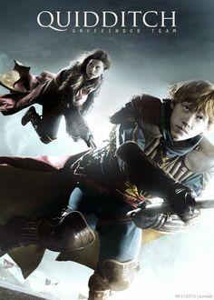 Ginny et Ron