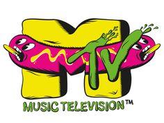 Crush | MTV - 80's  Hotdog Logoshttp://crushed.co.uk/featured/mtv-80-s-logos/