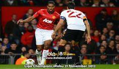 Prediksi Galatasaray vs Manchester United Liga Champions 21 November 2012