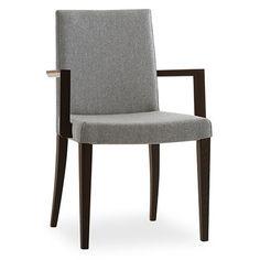 Attractive Restaurant Chairs) Plaza Wooden Armchair