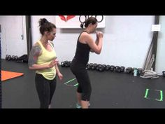 Troubleshooting the kettlebell squat w/Master RKC, Keira Newton