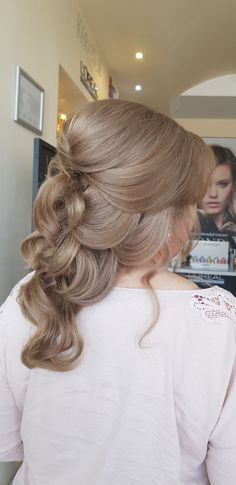 weddiing hairstyle