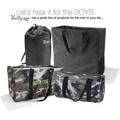 """""""Thirty one for men""""  This s an awesome collection for the man in your life! Great Christmas presents for those guys who love to hunt !!!  BOOK YOUR PARTY TODAY  Consultant Jessica Kelly  Jdkelly82@comcast.net Www.mythirtyone.com/JessicaKelly"""