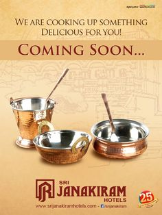 60 varieties,10 days, 1 cuisine! Coming Soon… Get ready to savor the real flavors of south India. Stay tuned with us!! #festival #varietyoffood