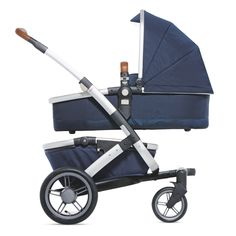 The design of the Joolz Geo stroller puts the maxim of flexibility centre stage