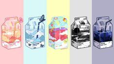 by quaphadoodle on twitter Cute Food Drawings, Cute Animal Drawings Kawaii, Bts Drawings, Cute Pastel Wallpaper, Kawaii Wallpaper, Cartoon Wallpaper, Arte Do Kawaii, Kawaii Art, Cute Art Styles