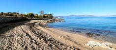 Beach Zidarići - Malinska - Island Krk - Kvarner - Croatia
