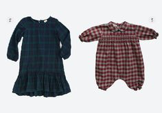 CULTURED. Blog | Plaid Favorites for Baby