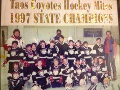 1997 Mites | Photos | Taos Youth Hockey