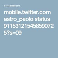 mobile.twitter.com astro_paolo status 911531215458590725?s=09