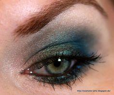 ... noch ein Make up Blog ...: AMU Urban Decay Vice 2 - #4